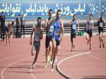 گلستان ما - گلستان رتبه سوم مسابقات بین المللی دوومیدانی را کسب کرد
